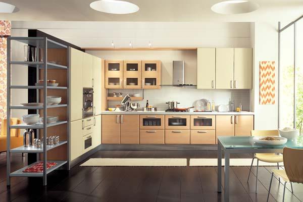 Mutfak Dekorasyonunda Endüstriyel Modeller